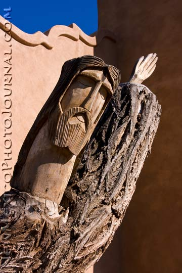 Jesus in Cerrillos
