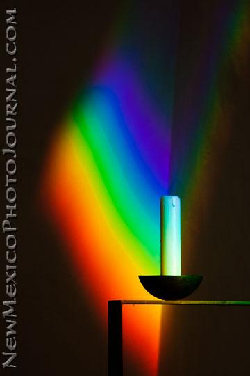 candle at dwan light sanctuary