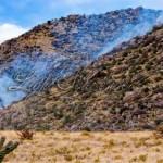 Monte Largo Wildfire