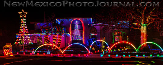 Gronager Christmas Lightshow