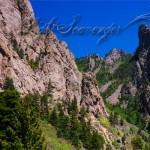 La Cueva Overlook (Spring)