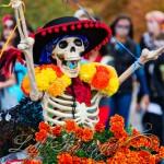 Dia de los Muertos Exuberance