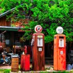 Classical Gas Pumps