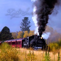 Cumbres and Toltec Scenic Train