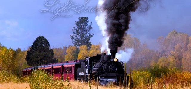 Cumbres and Toltec Steam Engine