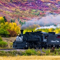 Cumbres & Toltec Train, Fall Edition