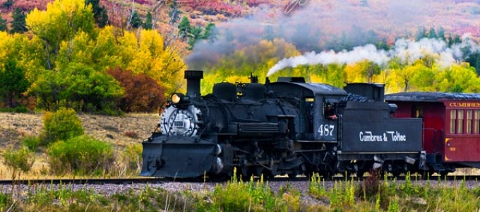 Cumbres & Toltec, Fall Edition