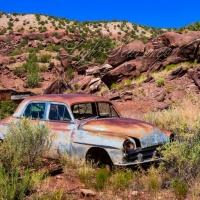 Old Jemez Car