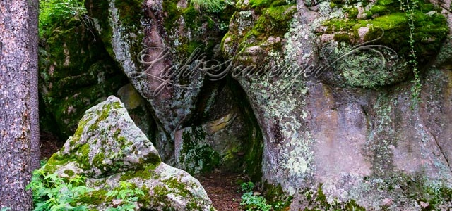 Jemez Grotto