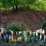 Bottle Fence Redux