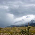 Sandia Rainstorm