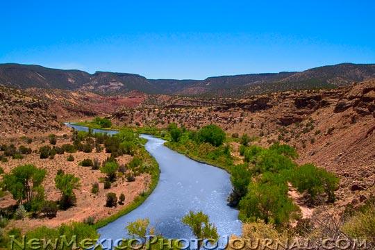 Rio Chama Overlook