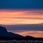 Cabezon at Sunset