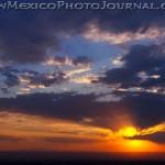Monsoon Sunset