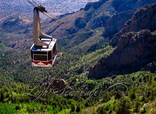Sandia Tram Car