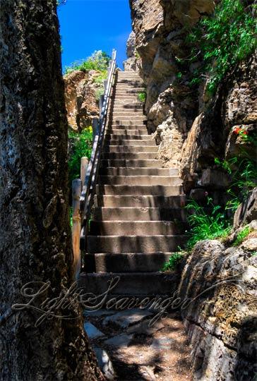 36 Steps on La Luz Spur Trail