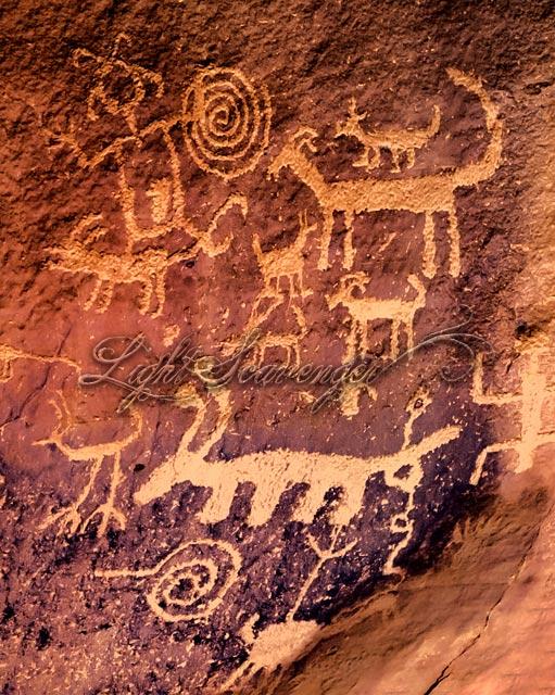 Una Vida Petroglyphs