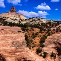 Red Rock Park: Church Rock
