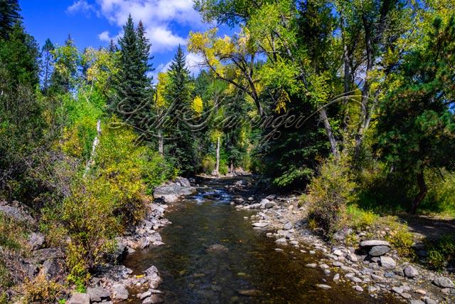 Pecos River, Early Fall